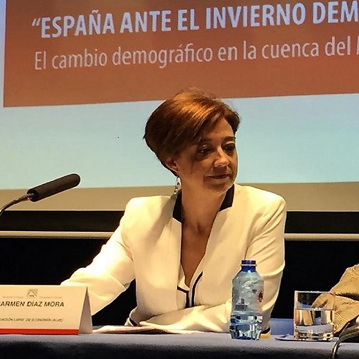 Carmen Díaz Mora